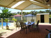 Fully Furnished House With Pool Available in April